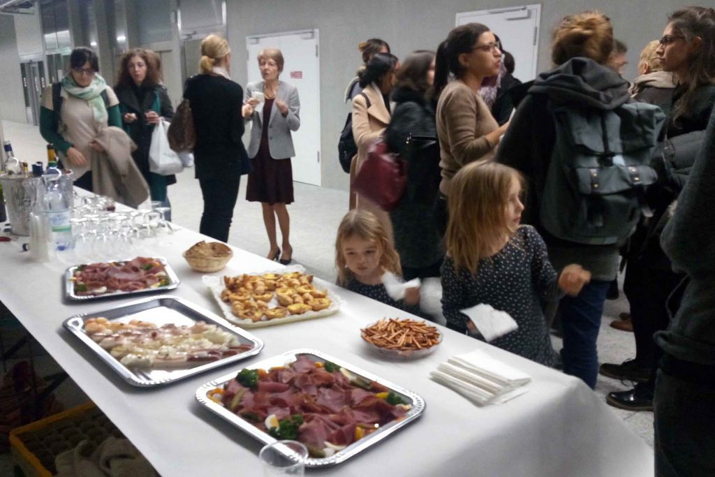 Networking time : apero