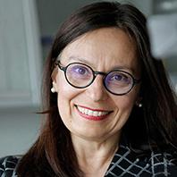 Claudia Bagni portrait