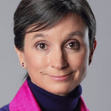 Kathryn Hess portrait