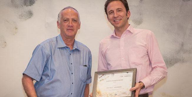 Patric Hagmann FBM prize