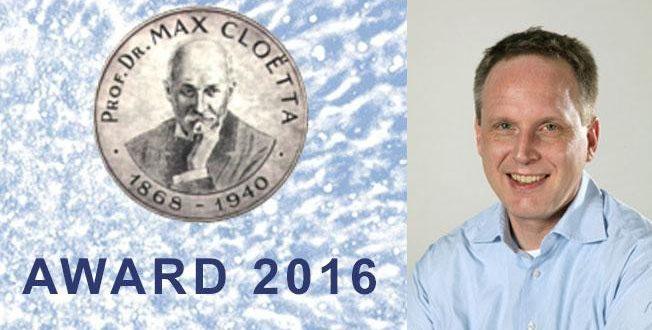 Andreas Lüthi Cloëtta award 2016