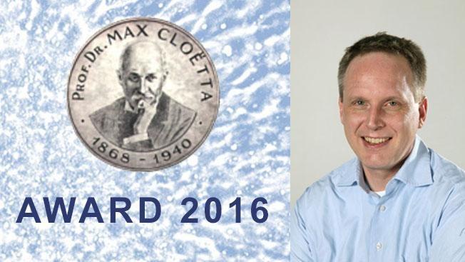 max cloetta award to luthi