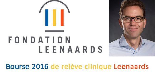 Philipp Baumann Leenards prize 2016
