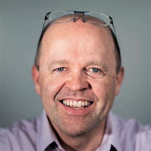 Christian Lüscher portrait