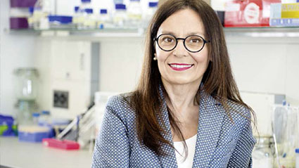 Claudia Bagni, new UNIL-DNF Director