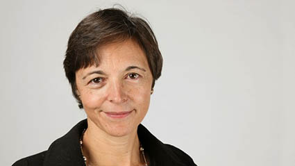 Professor Carmen Sandi has been awarded the Valkhof Chair 2015