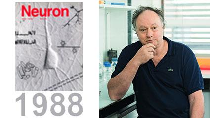 Pico Caroni in Neuron