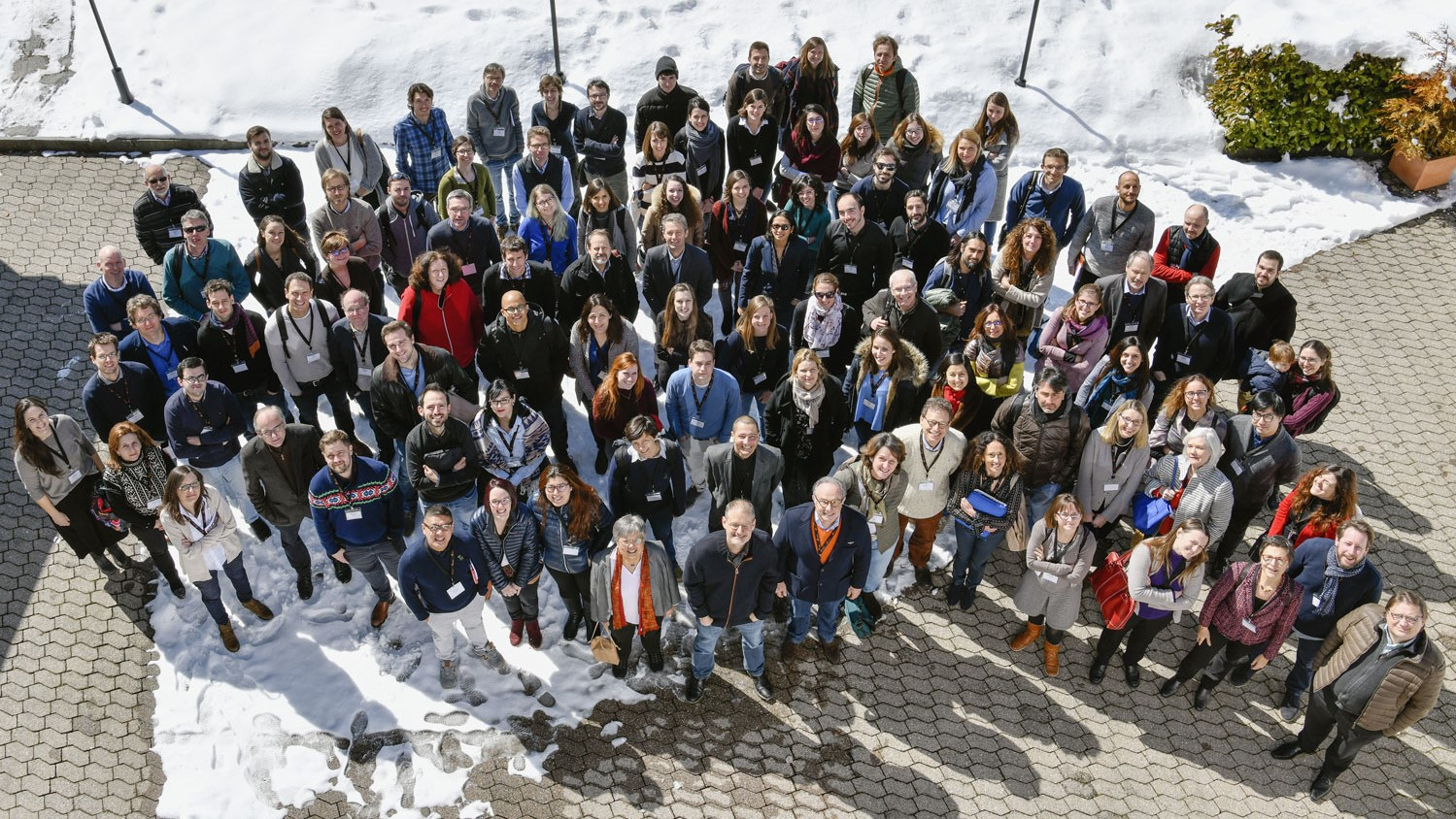 Synapsy team at Villars 2018