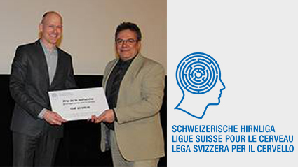 Prof. Holtmaat receives prize