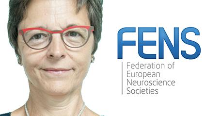 Carmen Sandi appointed President of FENS
