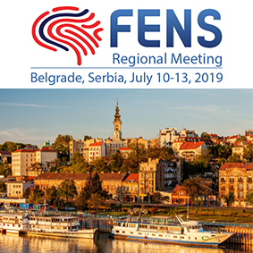 Regional FENS meeting 10-13 July 2019