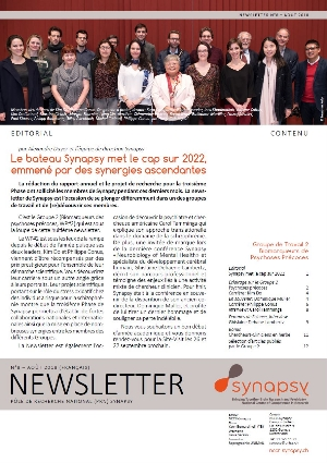 onepager Newsletter no8 FR