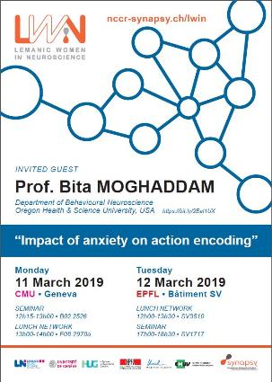 Bita Moghaddam conferences