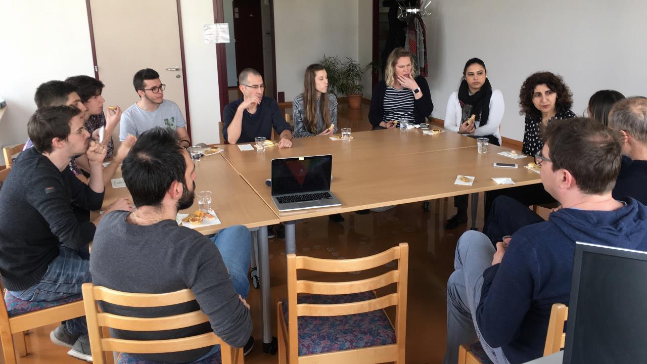 Bita Moghaddam invited speaker at Synapsy-LWiN