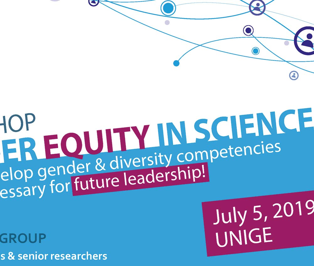 "Workshop ""Gender Equity in Science"""