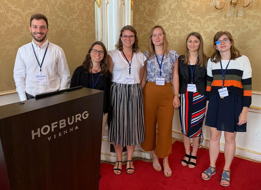 22q11 symposium at the 18th ESCAP congress in Vienna