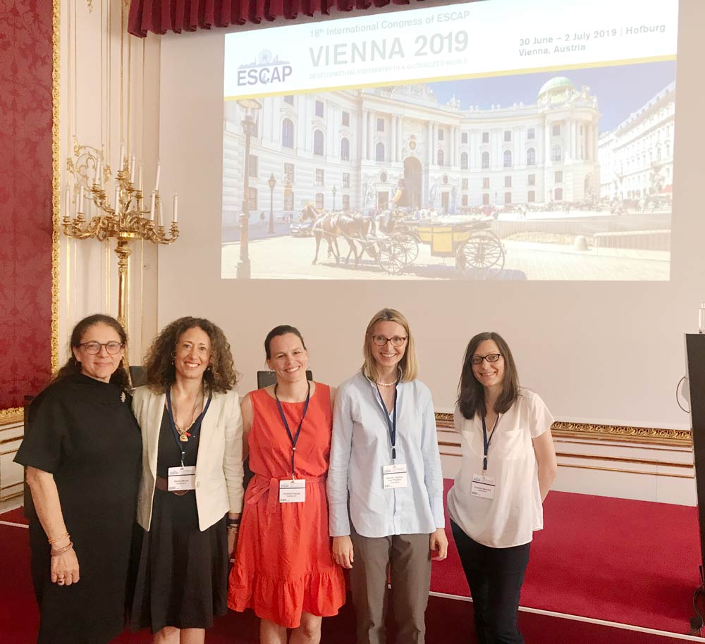 High-risk youth symposium at the 18th ESCAP congress in Vienna