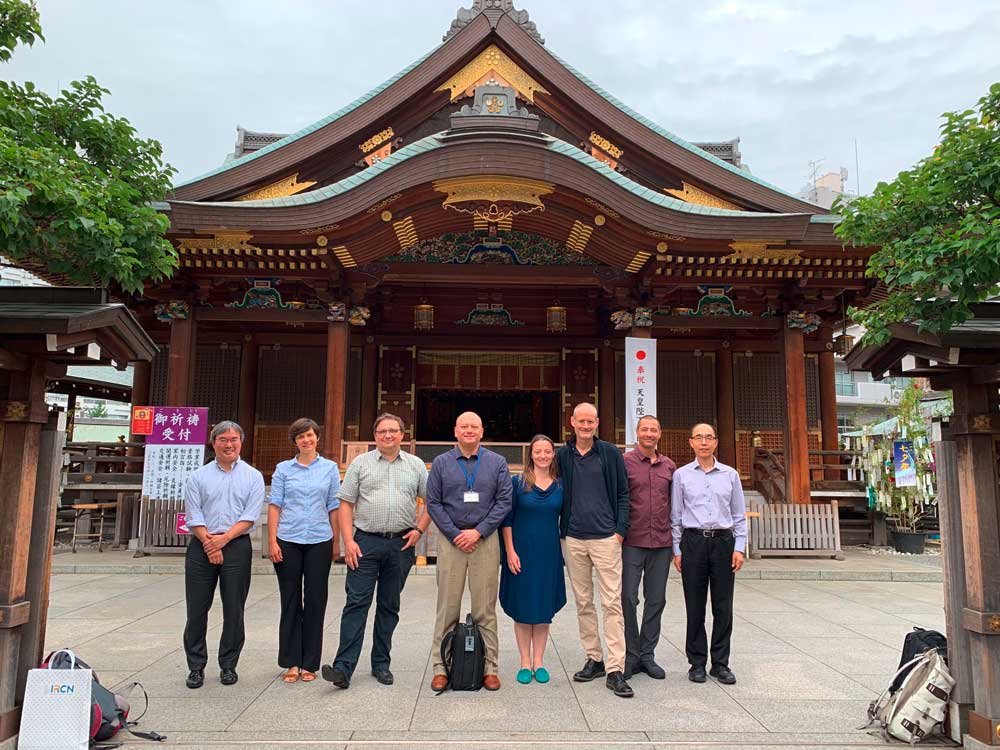 "Joint NCCR Synapsy – IRCN ""22q"" Workshop, Jul y 6-7, 2019, Tokyo, Japan"