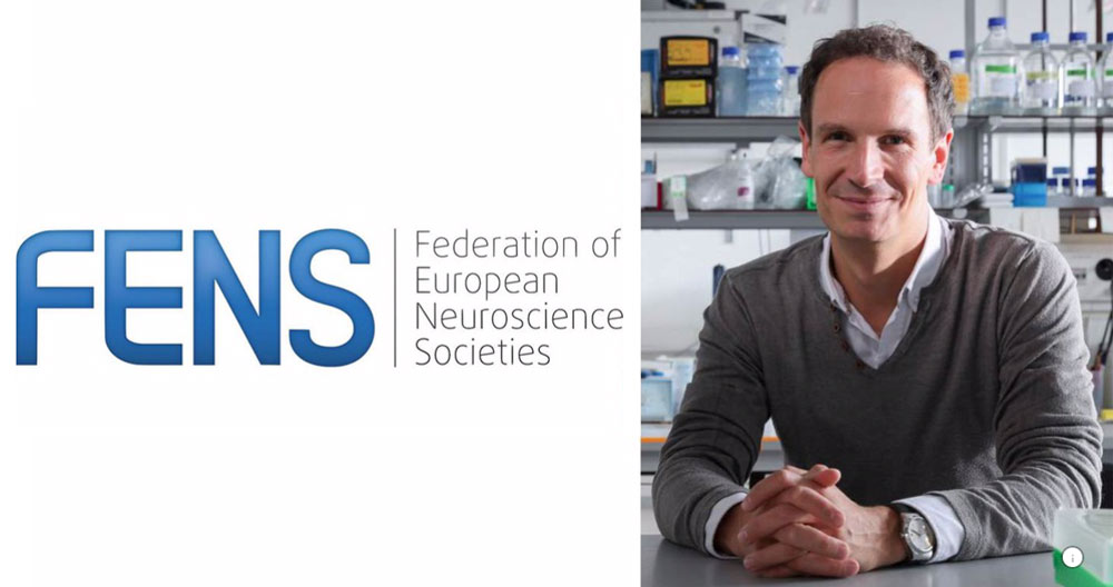 Johannes Gräff wins the Boehringer Ingelheim FENS Research Award 2020