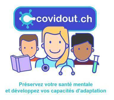 covidout.ch: maintaining mental health and developing coping skills