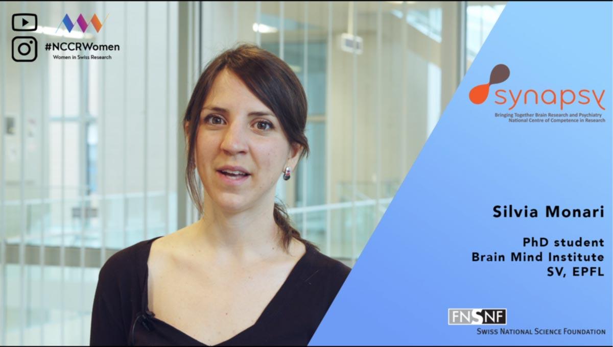 #NCCRWomen – Silvia Monari